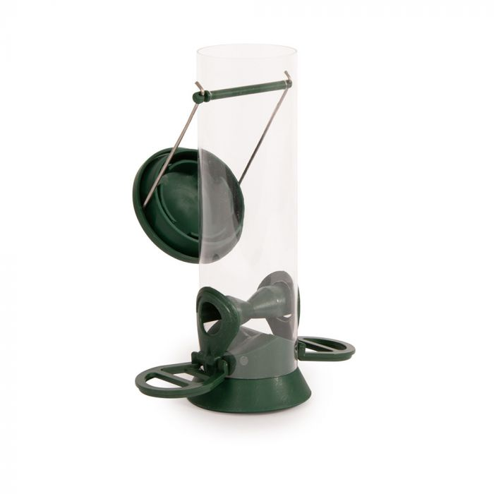 Futtersäule Kunststoff 23 cm Grün
