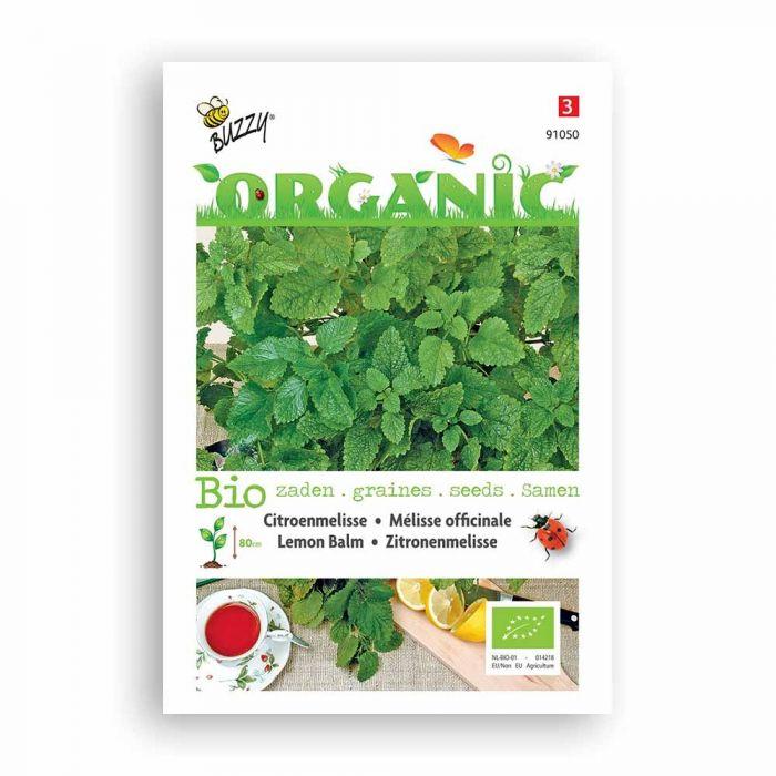 Buzzy® Organic Zitronenmelisse (BIO)