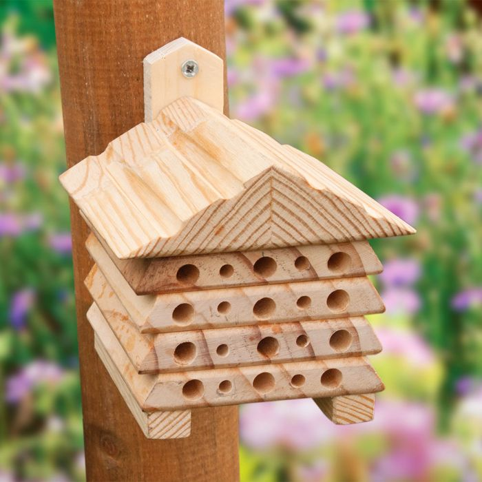 """Mini-Insektenhaus """"Bee"""""""