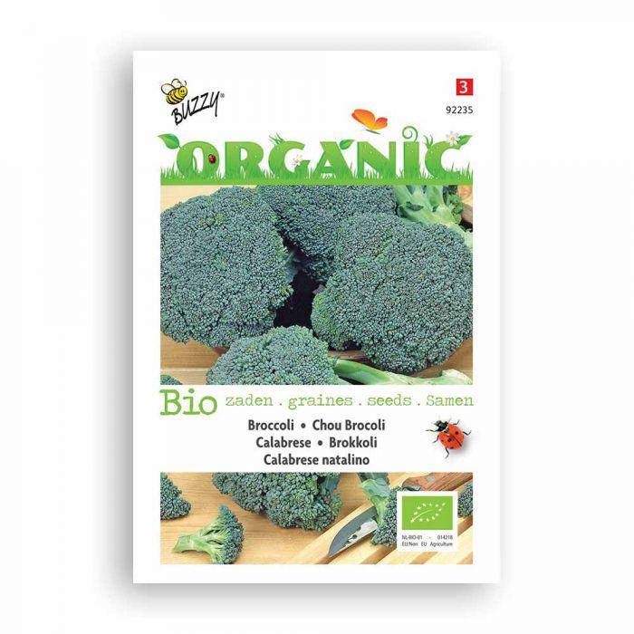 Buzzy® Organic Brokkoli grüne Calabrese natalino