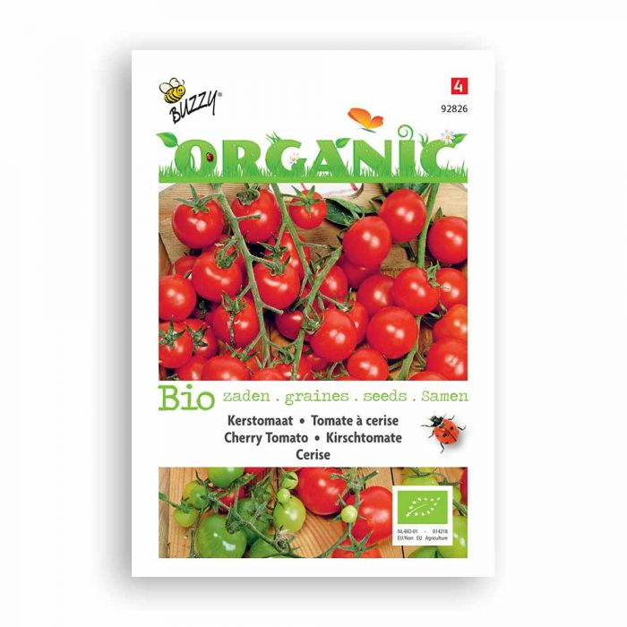 Buzzy® Organic Kirschtomate Cerise (BIO)