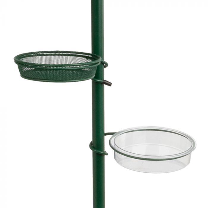 Pfahlsystem grün (Basisfuß)