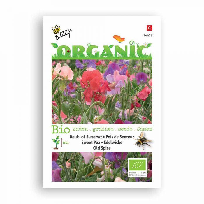 Buzzy® Organic Edelwicke Old Spice(BIO)
