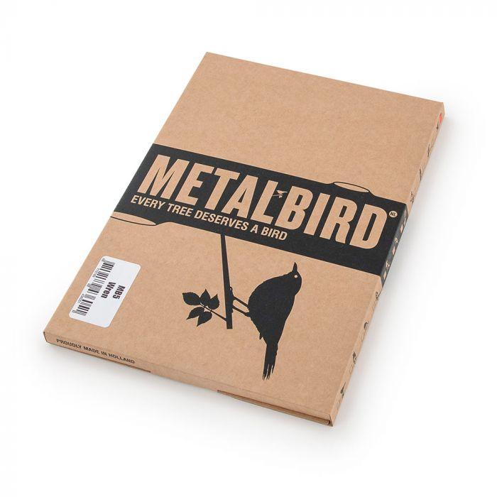 Metalbird Zaunkönig aus Metall