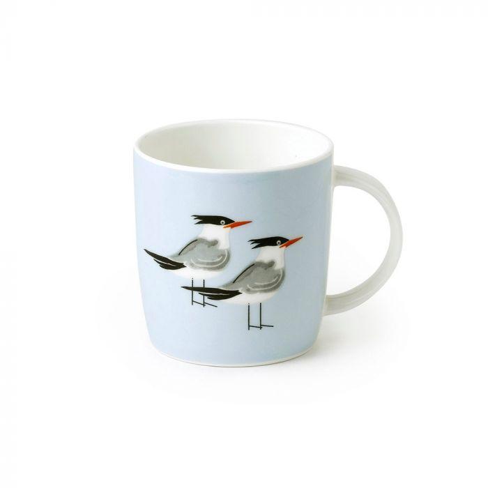 Tasse mit Meeresvögeln (Roy Kirkham)