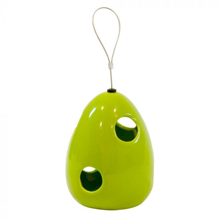 """Fiesta"" Nestbauhilfe Grün (ohne Nistmaterial)"