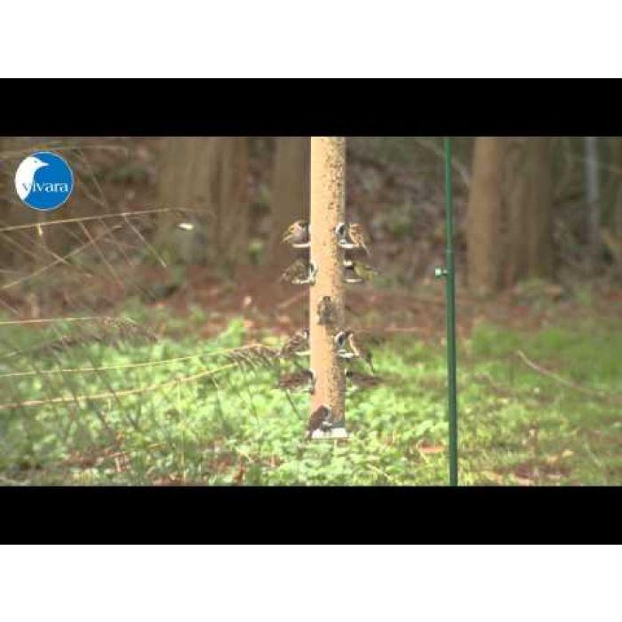 Riesenfuttersäule 123 cm