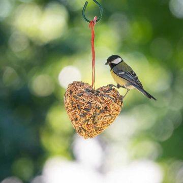 Vogelfutter-Herz 140 g