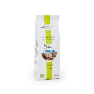 NABU, Gourmet-Kaffee, Wiener Röstung, gemahlen, 250g