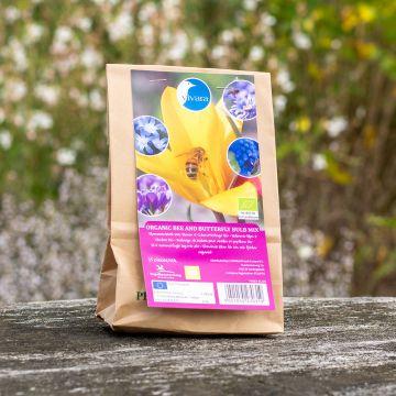 Blumenzwiebel-Mix Bienen & Schmetterlinge - 15 Stück (BIO)
