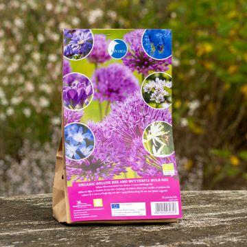 Deluxe Blumenzwiebel-Mix Bienen & Schmetterlinge Bio - 35 Stück (BIO)