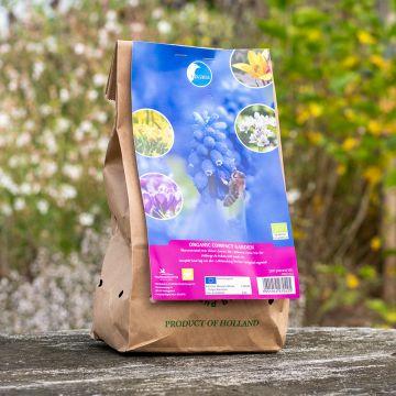 Blumenzwiebel-Mix Kleiner Bienengarten Bio - 100 Stück (BIO)