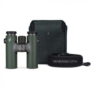 Swarovski CL Companion 10x30 grün mit Wild Nature Zubehörpaket