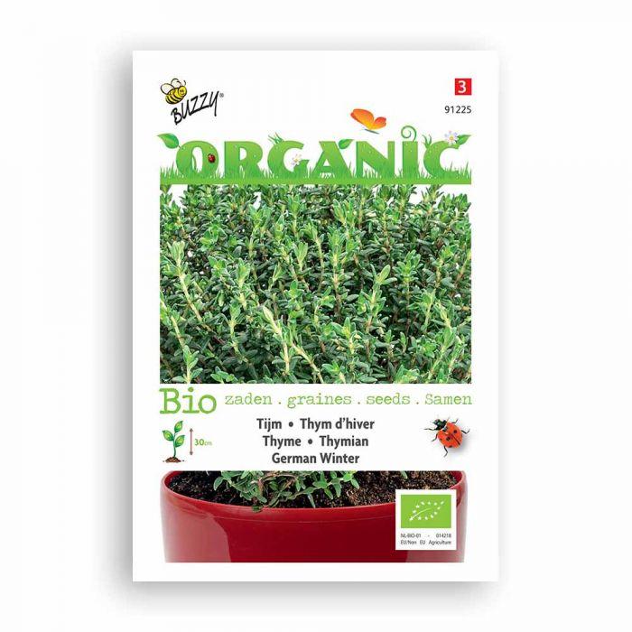 Buzzy® Organic Thymian Deutscher Winter (BIO)