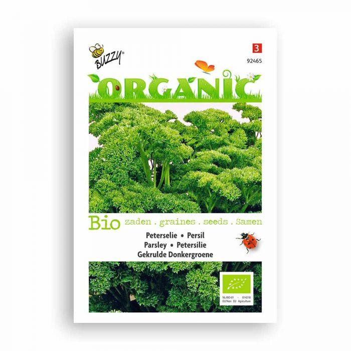 Buzzy® Organic Petersilie Frisé vert fonce