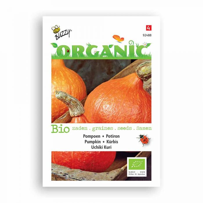 Buzzy® Organic Kürbis Uchiki Kuri (BIO)