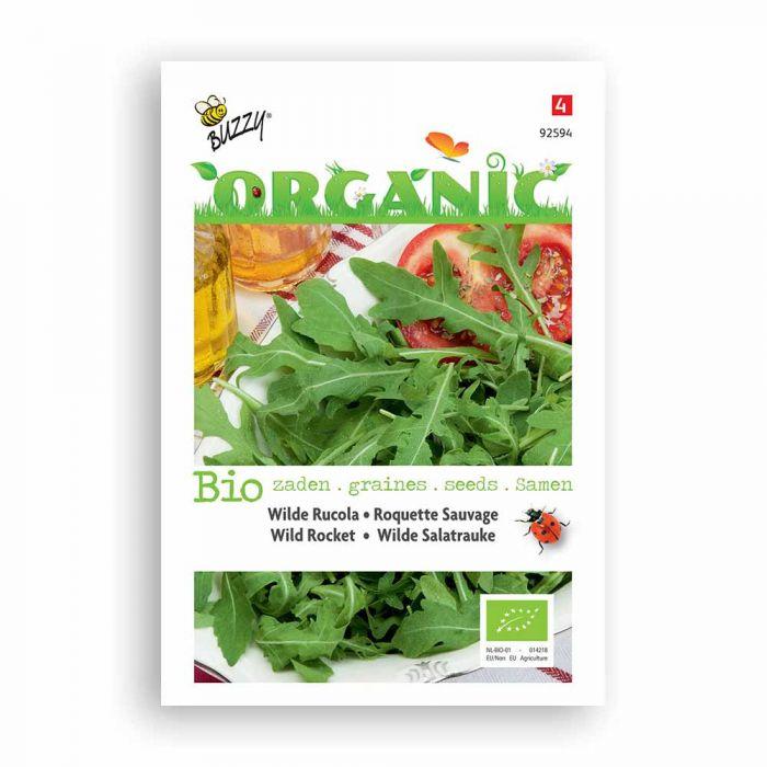 Buzzy® Organic Wilde Salatrauke (BIO)