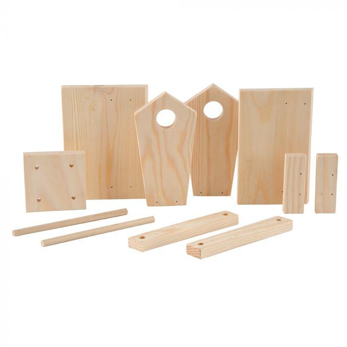 Vorteils-Baupaket Futterhaus