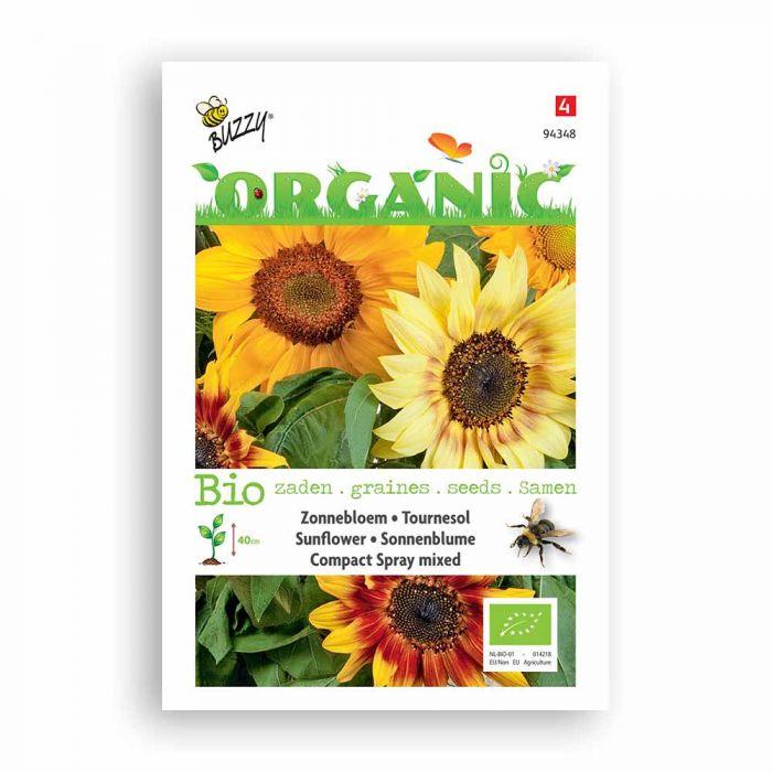 Buzzy® Organic Sonnenblume Comp. Spr mix