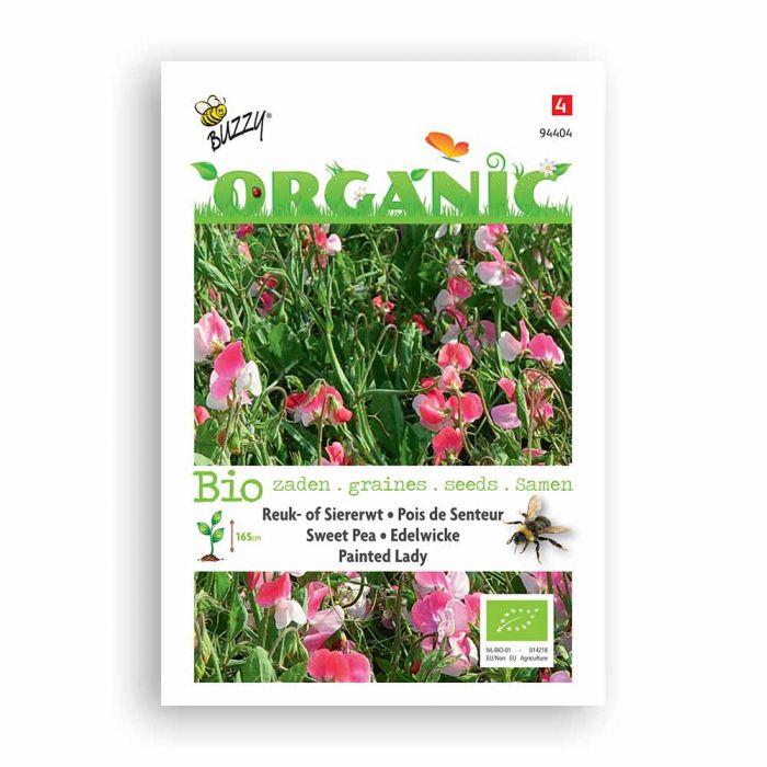 Buzzy® Organic Edelwicke Painted Lady (BIO)