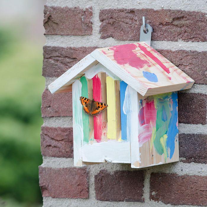 "Baupaket Schmetterlingshaus ""Dana"""