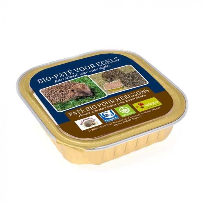 Bio Pastete für Igel