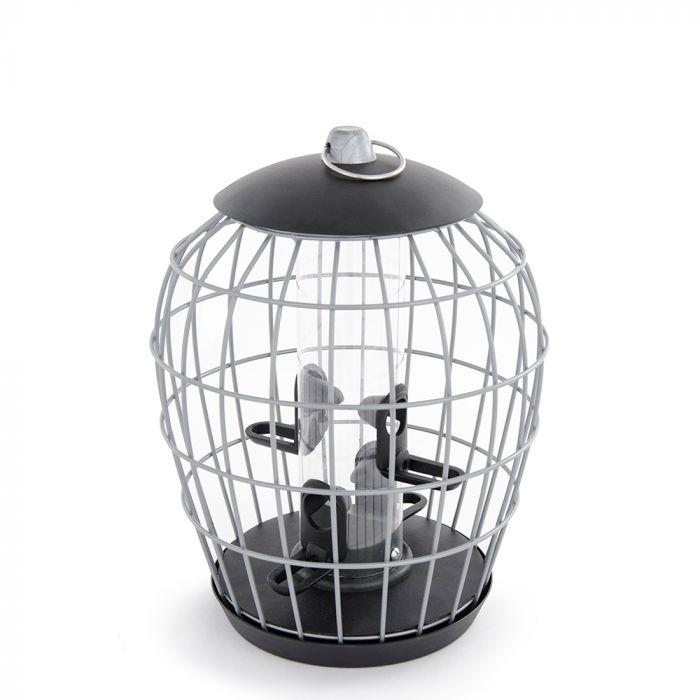 """Schutz-Futtersäule für kleine Vögel """"Aura"""""""