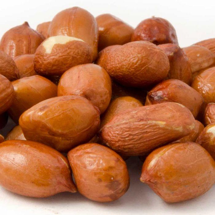 Hochwertige Erdnüsse