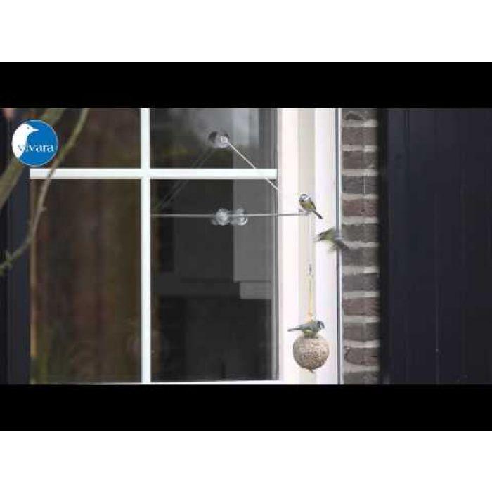 """Fenster-Aufhängung """"Bird Swing XXL"""""""