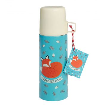 "Thermosflasche ""Rusty the Fox"""