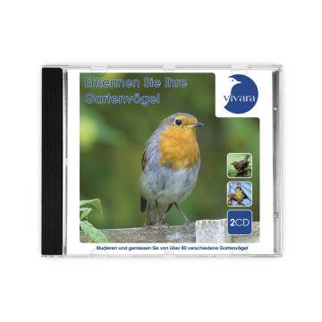 """CD """"Erkennen Sie Ihre Gartenvögel"""""""