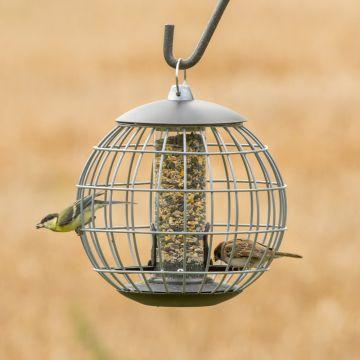 """Schutz-Futtersäule für kleine Vögel """"Athena"""""""