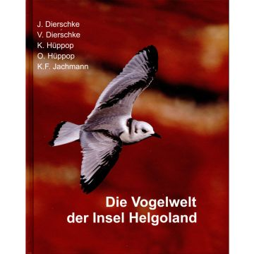 Die Vogelwelt der Insel Helgoland - The Birds Of The Island Of Helgoland