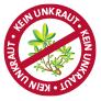 Unkrautfrei / Schalenfrei